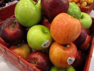 Ternyata Makan Satu Apel Tiap Hari Buat Sehat paru-Paru Loh
