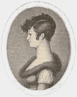 Nicole Brülart de Genlis, comtesse de Valence (1767-1847) - Juliette Récamier.