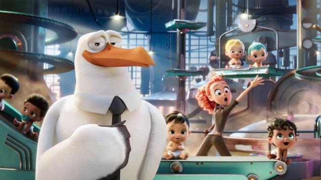 Čapí dobrodružství (Storks) – Recenze