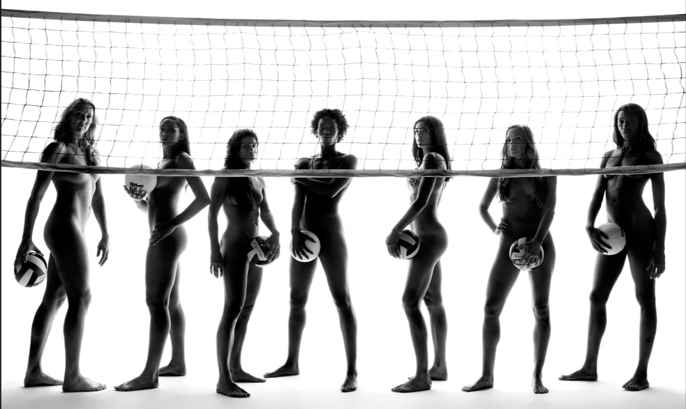 Sexy Athlete Naked Olympic Picture Gif