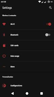 Pada kesempatan kali ini saya akan share sebuah Custom Rom untuk Hp Xiaomi Redmi  Instal Resurrection Remix Android 6.0 Xiaomi Redmi 4 Prime