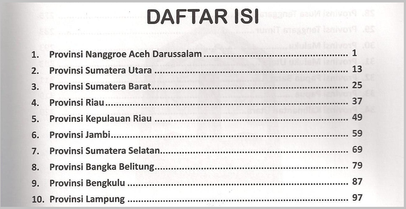 Daftar isi selol ink daftar isi ccuart Image collections