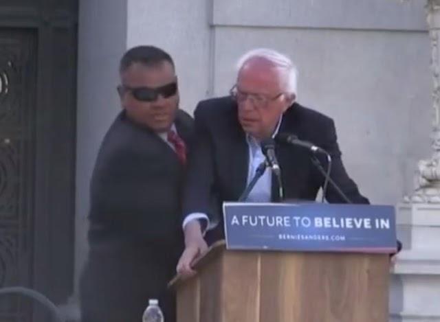 Bernie Sanders: Capitalist Pig