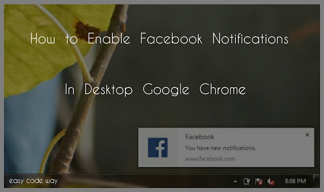 Enable Facebook Push Notifications
