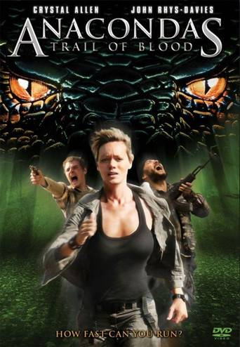 Anaconda 4: Trail of Blood (2009) ταινιες online seires oipeirates greek subs