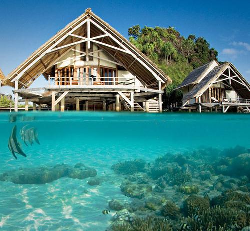 Tempat wisata eksotis indonesia