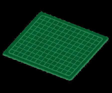 粘土板のイラスト
