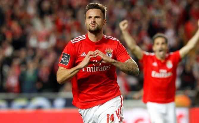 Blog Benfica Golo de Seferovic