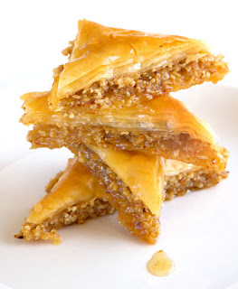 http://www.taste.com.au/recipes/25586/honey+orange+blossom+baklava
