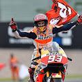 Hasil MotoGP Motegi Jepang 2018: Dovizioso Crash, Marquez Kunci Juara Dunia