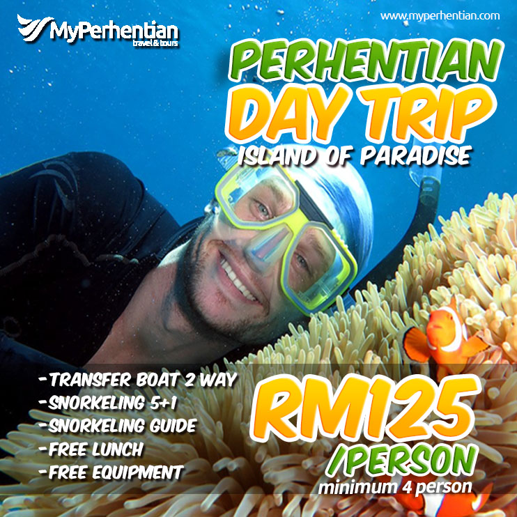 trip to pulau perhentian Pulau perhentian is not to be missed when visiting malaysia  i actually saw one  company offering a special for 50 myr round-trip.