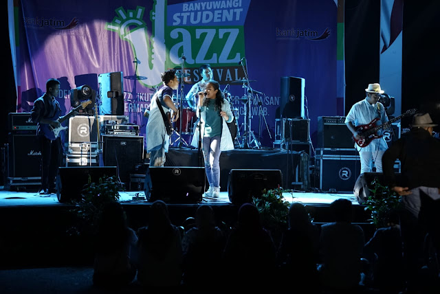 Festival Sego Lemeng dan Student Jazz Memeriahkan Akhir Pekan di Banyuwangi