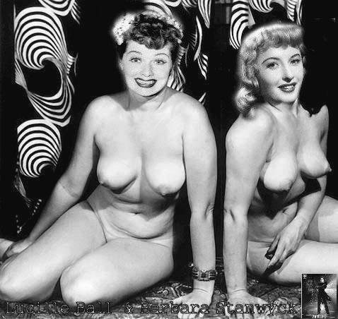Lucille ball fake porn nude