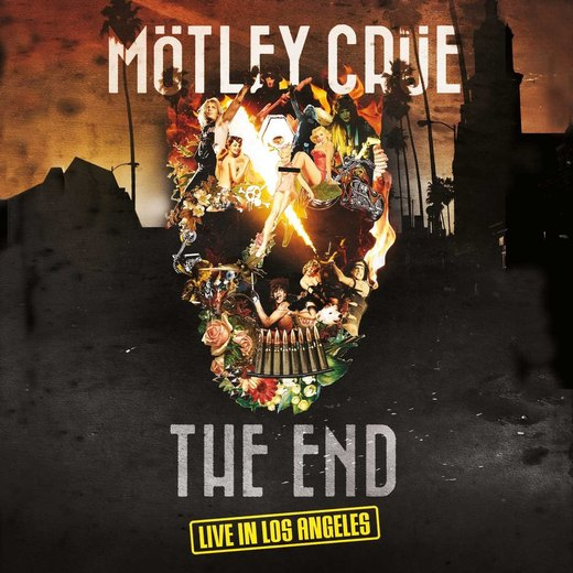 MOTLEY CRUE - The End: Live In Los Angeles (2016) full