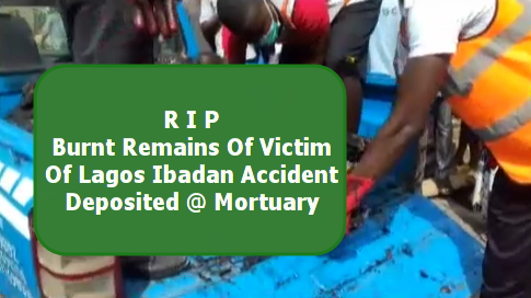 corpses victims lagos ibadan fatal accident mortuary