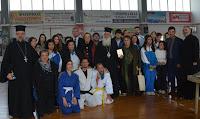 Τα Special Olympics Π.Ε. Ευβοίας συμμετείχαν στην Εκδήλωση της Ιεράς Μητροπόλεως Θηβών και Λεβαδείας με αφορμή την Παγκόσμια Ημέρα ΑμεΑ