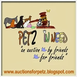 New Auction Site for Our Furiends