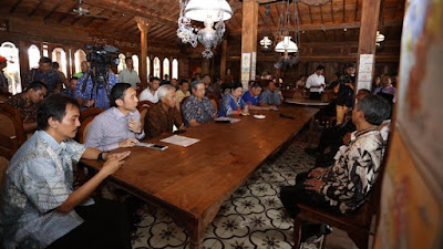 SBY Tour De Java