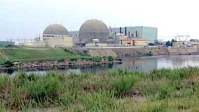 North Anna nuclear power plant