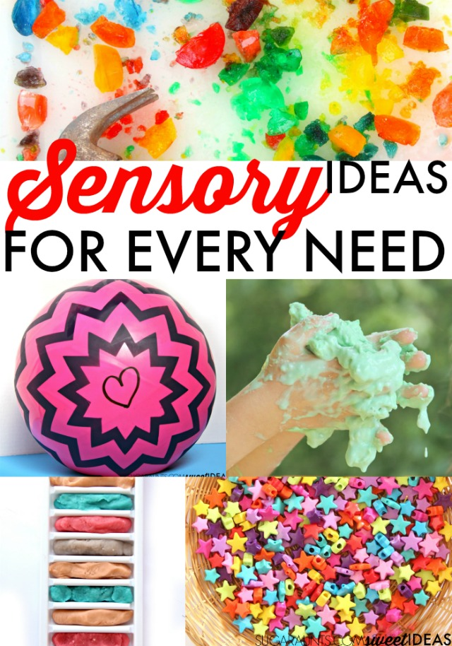 The ot toolbox sensory play for Craft ideas for autistic students