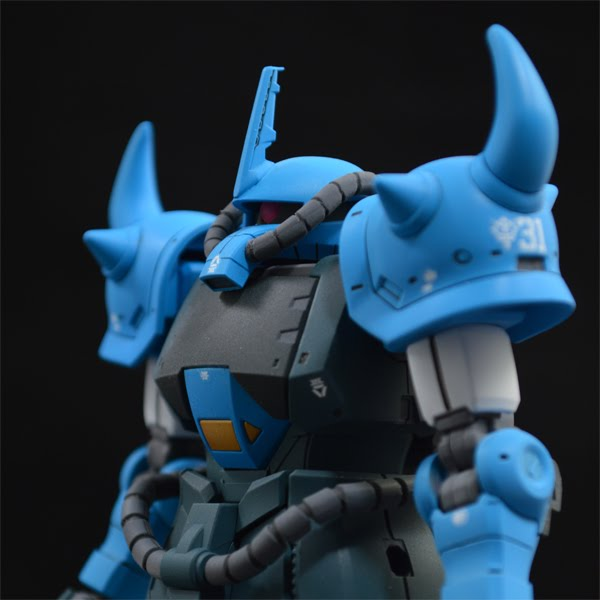 HG Gouf Production Type