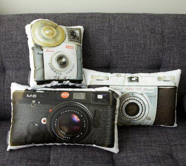 Cámara fotográfica retro