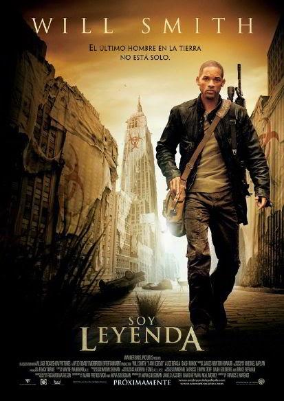 Soy Leyenda (Película), de 2007