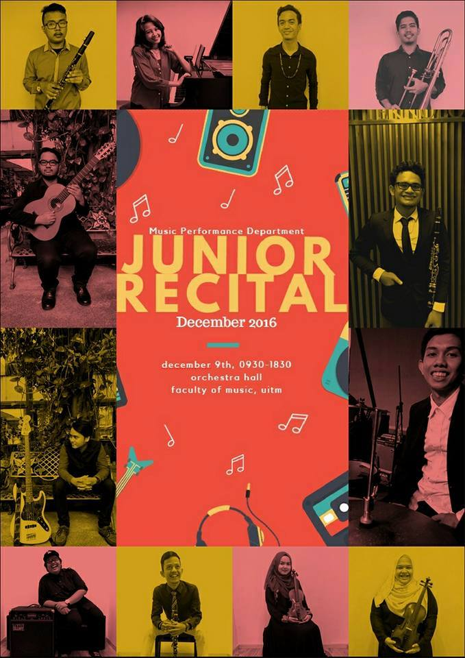 Junior Recital December 2016