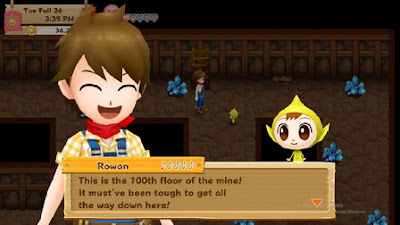 Mencapai Tambang Level 100 di Harvest Moon: Light of Hope