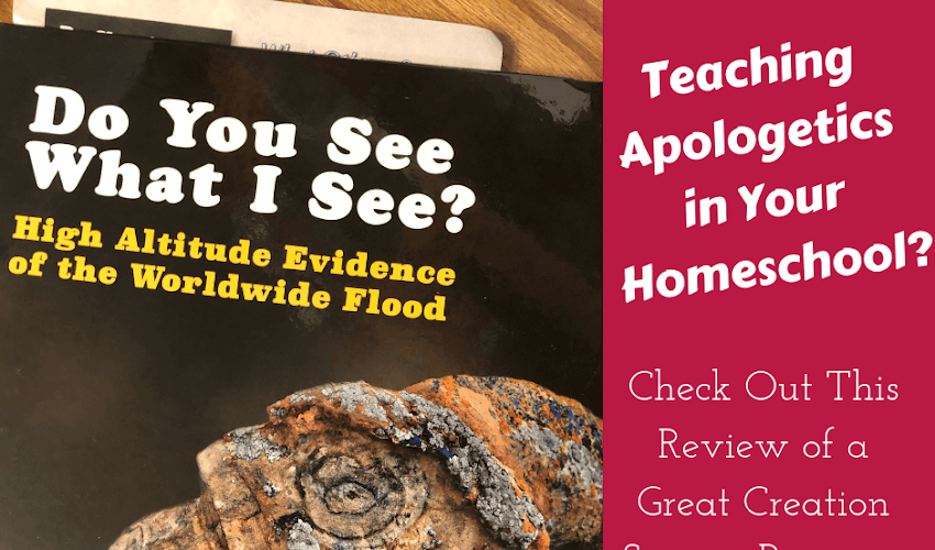 Teaching Apologetics in Your Homeschool? Check Out This Review of a Great Creation Science Resource About the Genesis Flood
