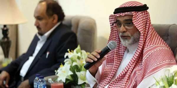 Dukungan Warganet untuk Dubes Arab Saudi