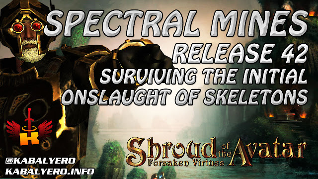 Spectral Mines, Release 42, Surviving The Initial Onslaught Of Skeletons, Hope I Live, LOL