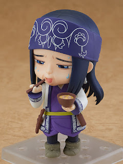 "Nendoroid Asirpa de ""Golden Kamuy"" - Good Smile Company"