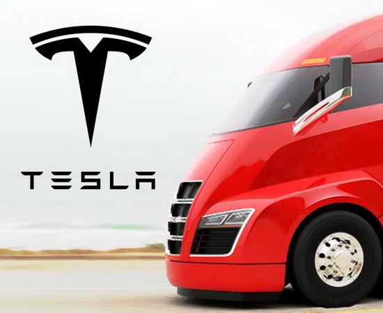 KeSimpulan Pendiri Mobil Listrik Tesla, Elon Musk, Umumkan Produksi Semi-Truk