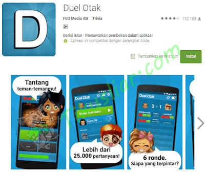 Game Asah Otak untuk Android Terkeren - Gratis