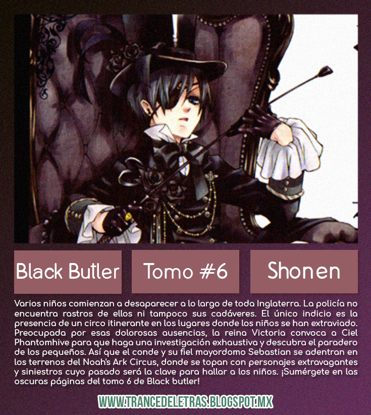 https://www.goodreads.com/book/show/15854407-black-butler-vol-6