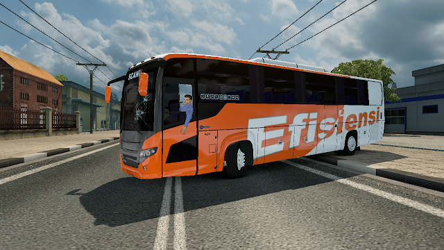 Scania touring ets2 by M.Husni