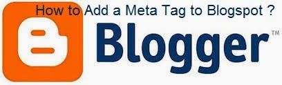 How to Add a Meta Tag to Blogspot : eAskme