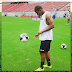 Confiança anuncia contratação do atacante Jeffinho, que estava no Cuiabá