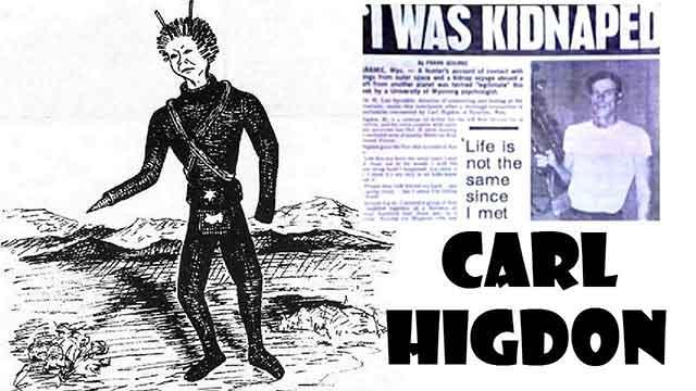 Kisah Carl Higdon