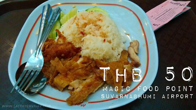 Magic food point