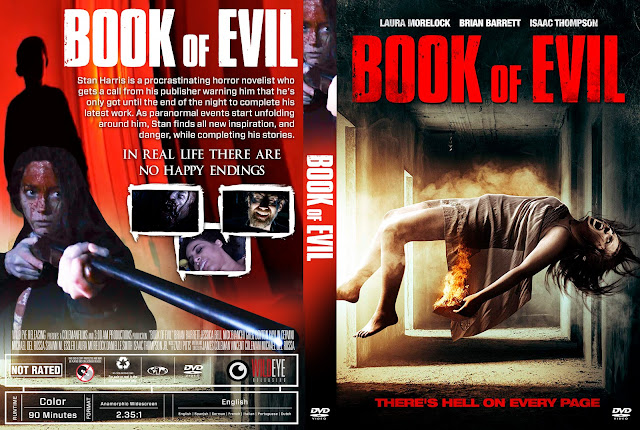 Book Of Evil DVD DVD Cover