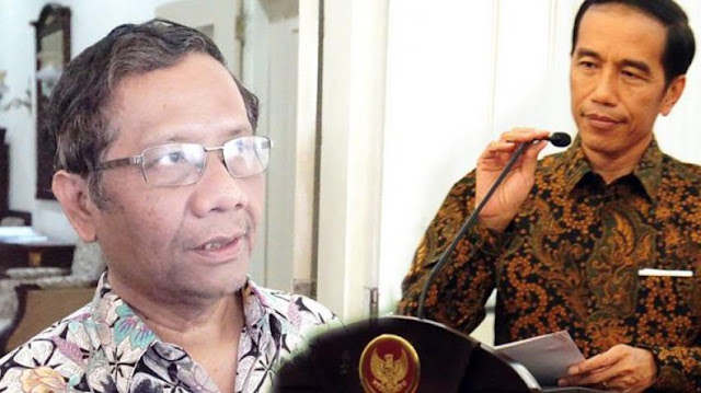 Nasdem Yakin Mahfud Mampu Dongkrak Elektabilitas Jokowi