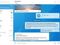 Telegram v1.2.17 Free Stickers Terbaru