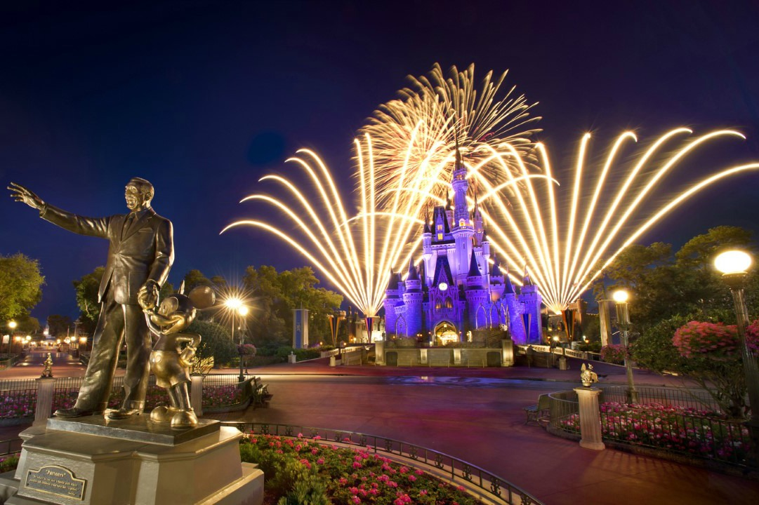 Walt Disney World Wishes Fireworks Tips
