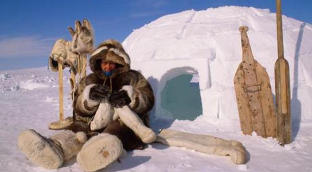 orang eskimo