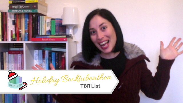 It's Holiday BookTubeAThon time! #HolidayBookTubeAThon #TBR