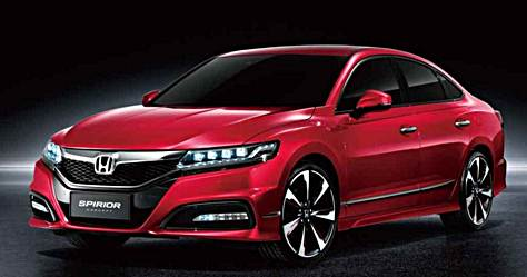 2017 Honda Accord Redesign