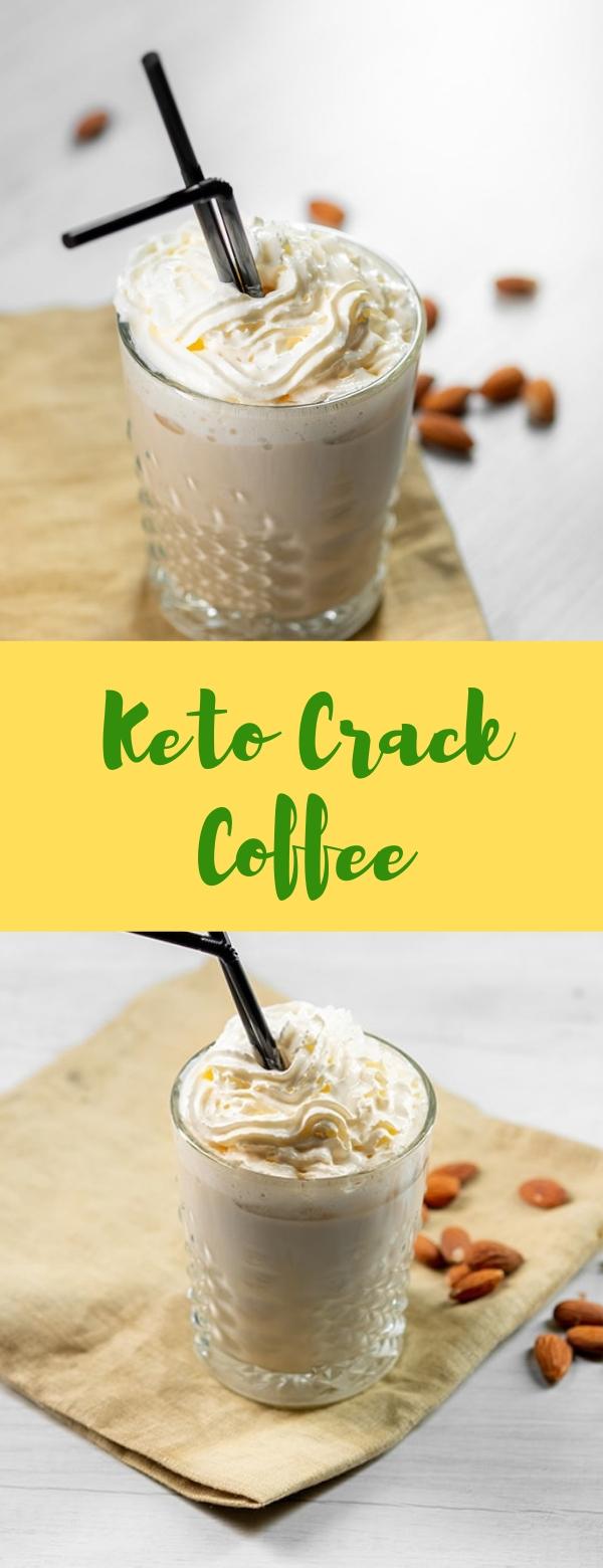 Keto Crack Coffee #COFFEE #KETO
