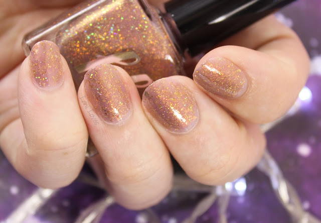 Femme Fatale Cosmetics Faerie Bites Nail Polish Swatches & Review